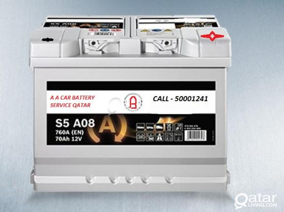 Change your car battery at your doorstep 55926662