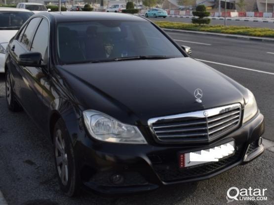 Mercedes C 180 2013
