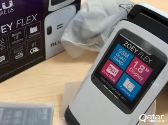 BLU / Basics Flex Mobile