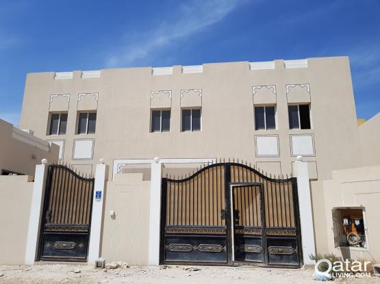 8 Bedroom Villa Available For Rent In Al Wukair Area