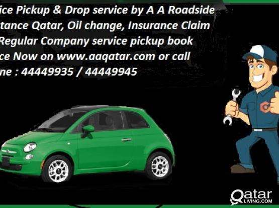 Roadside Assistance services call 44449945