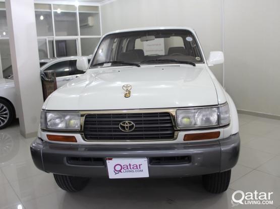 Toyota Land Cruiser VXR 1997