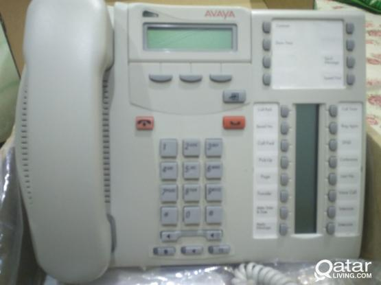 Avaya digital line phone NEW