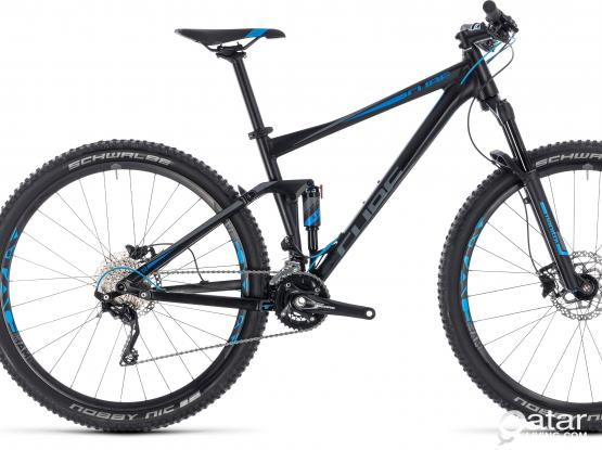 """Mountain bike full suspension 27.5"""" Competitions"""