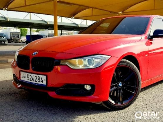 BMW 3-series 328 i 2013