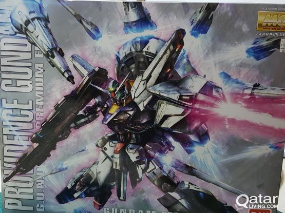 Bandai MG Providence Gundam Premium Edition (Original)