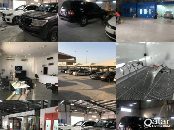 Msheireb Auto Services