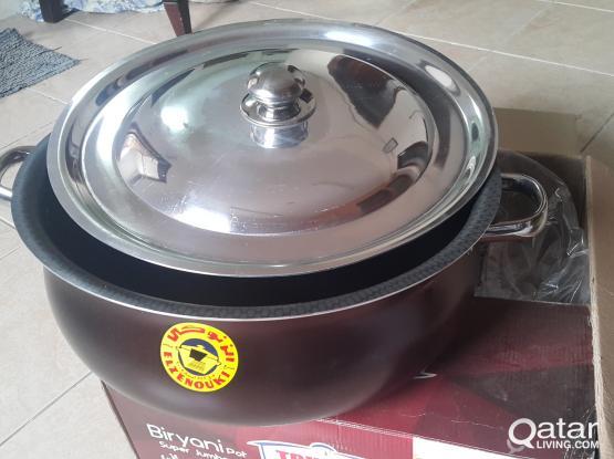 Biryani Pot Super Jumbo - New not used