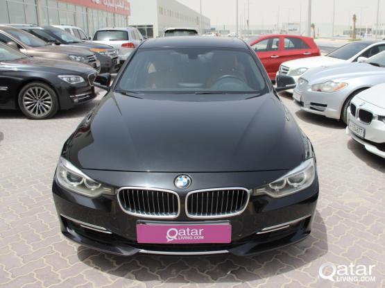 BMW 3-series 335 i 2013