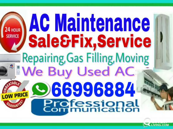 (Best price) A/C Sale and  Fixing,Service,Repair Call: 66996884