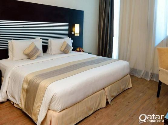 1 Room at Holiday Villa - 4500 QAR - from 1 May