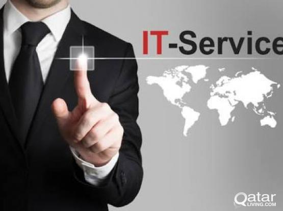 Sales and Services of all IT products