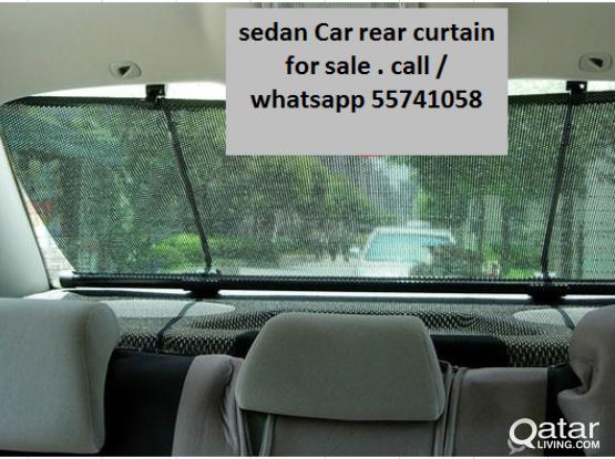 sedan car rear window curtain for sale