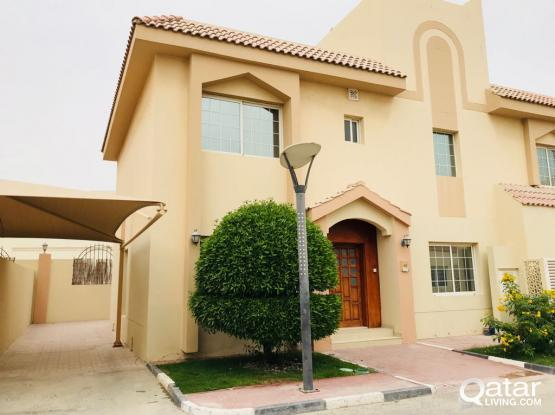 INCREDIBLE OFFER- 1 Month Free !!! Luxury 4 BHK Villa + Maid Room @ Al Waab