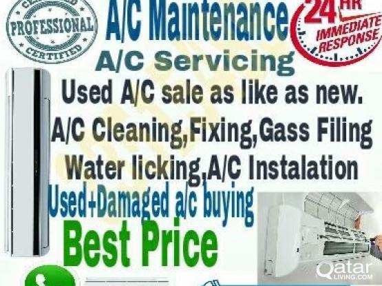 We buy/sell/repair used A/C- 66826993