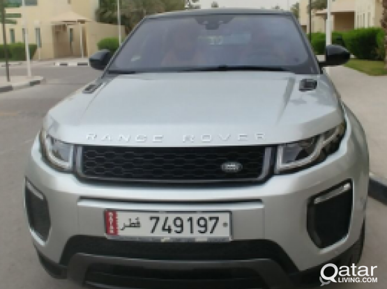 Land Rover Evoque Dynamic HSE 2017