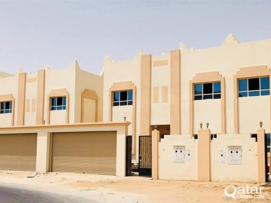 BRAND NEW  SPACIOUS 1 BHK VILLA APARTMENT FOR FAMILY in ABU-HAMOUR- NO COMMISSION