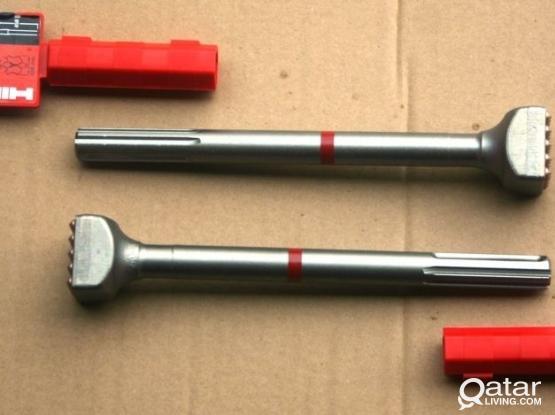 Diamond Blade,hard concrete slitting-cutting DC-D125 SE C & Bushing bit,62893-TE-Y-SKHM & Open PCS-Roto & Stator set
