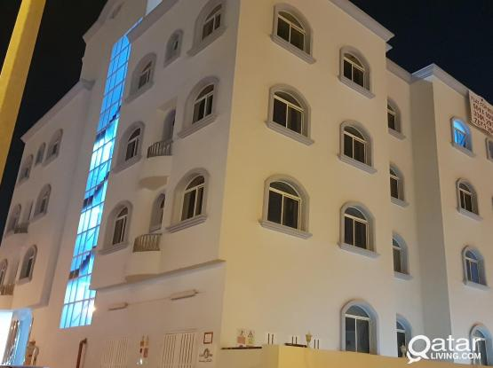 °°°3 BEDROOM APARTMENT IN WAKRAH BEHIND TOYOTA    ** Maintenance available