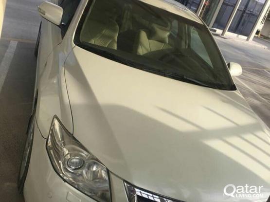 Toyota Aurion 2011