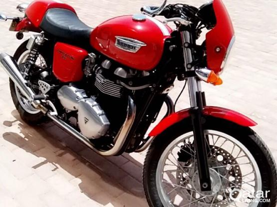Triumph Boeville T100 2012