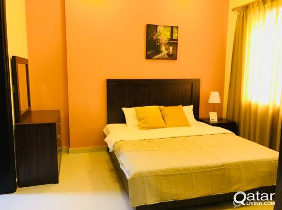 1 BED ROOM FULLY FURNISHED  APARTMENT !!