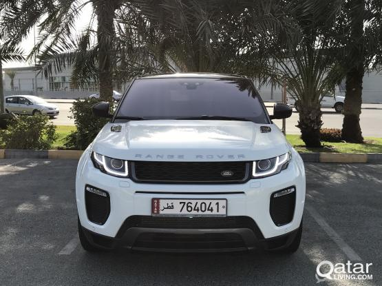 Land Rover Evoque Dynamic 2016