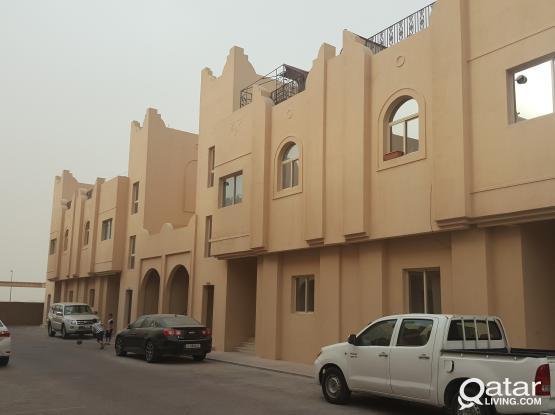 Available /  Villa Apartment For Rent in Ain khalid Area