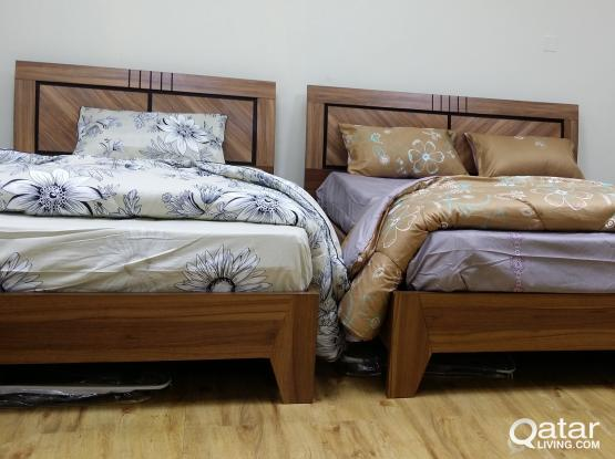BED ROOM SET TWIN & QUEEN AND KING SIZE- BRAND NEW -PH:33280157