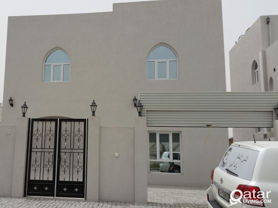 4 bhk UF Stand Alone Brand New Villa For Rent In Al-Gharaffa