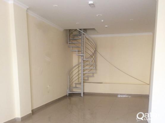Brand New Unfurnished  Shop for Rent In Fereej Abdel Aziz