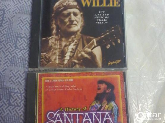 Music CD ROM 3 Nos