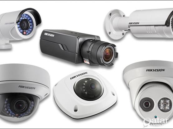 CCTV / IP Camera Installation and Maintenance
