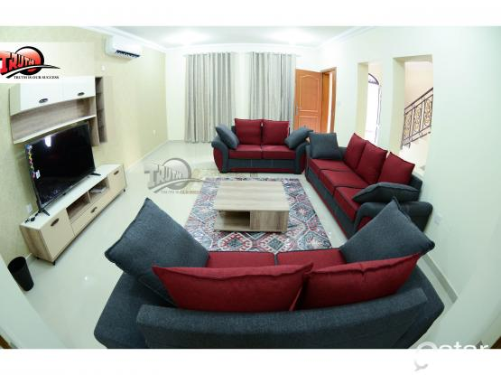 Fully Furnished Compound Available at Matar Qadeem !