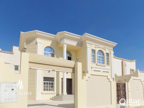 7BR Standalone Villa For Staff Accommodation in Al Gharrafa (5 mins from Sidra Hospital)
