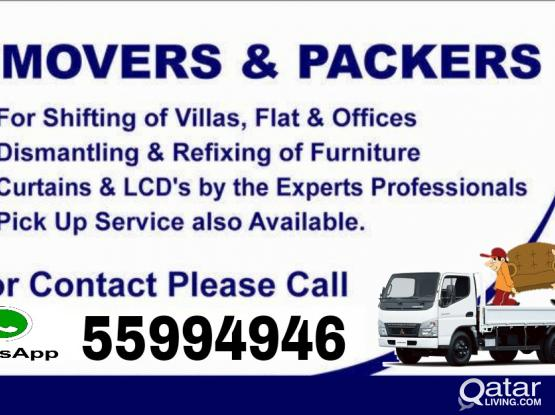 Moving/Shifting,carpenter,Packing services