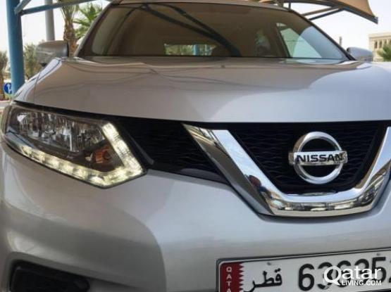 Nissan X-Trail SL 2015