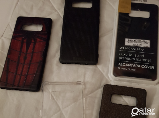note8 cases