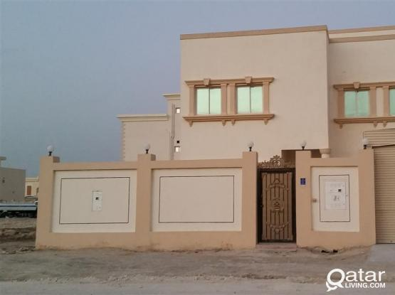 SPACIOUS 2 BHK VILLA APARTMENT FOR FAMILY in AL WUKAIR- NO COMMISSION