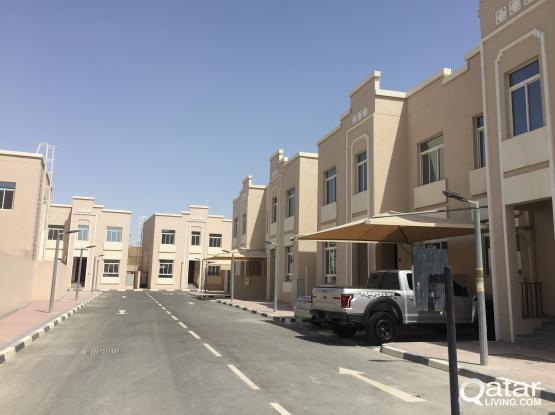 Brand New Unfurnished Compound Vila at Al- Gharafa