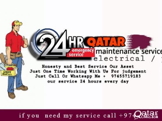 low cost good plumbing /electrical maintenance work
