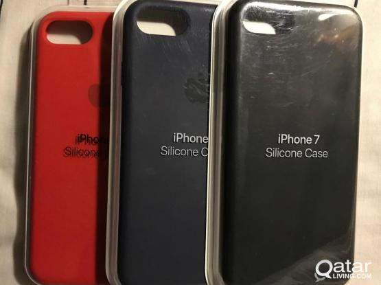 iphone 7/8 ORIGINAL - Silicone Case (All 3)