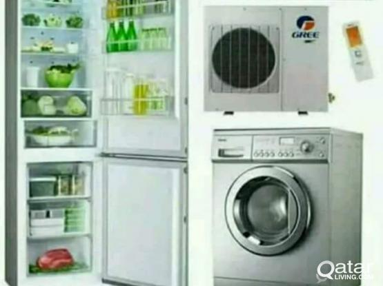 AC / FRIDGE / WASHING  MACHINE / MAINTENANCE. 31351653.