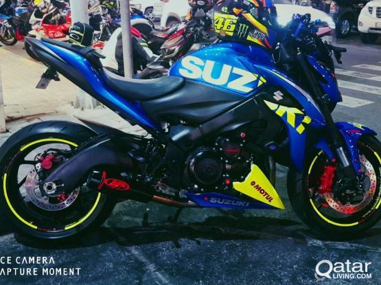 Suzuki Motorcycle GSX-R 1000 2016