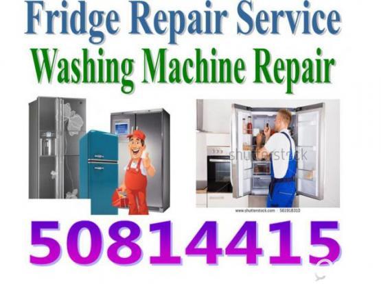 AC FRIDGE WASHING MACHINE REPAIR SERVICE QATAR
