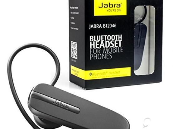 Jabra BT2046 Bluetooth Headset for mobile