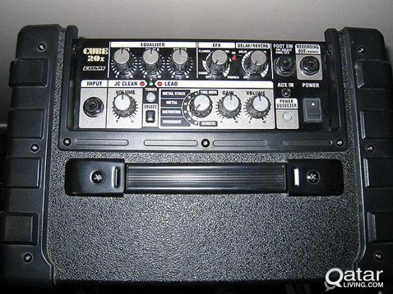For sale  cube 20 x  Roland