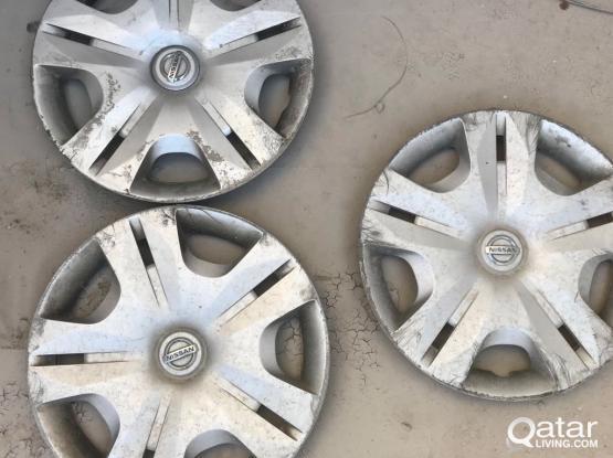 Nissan Tiida wheel cup ORIGINAL