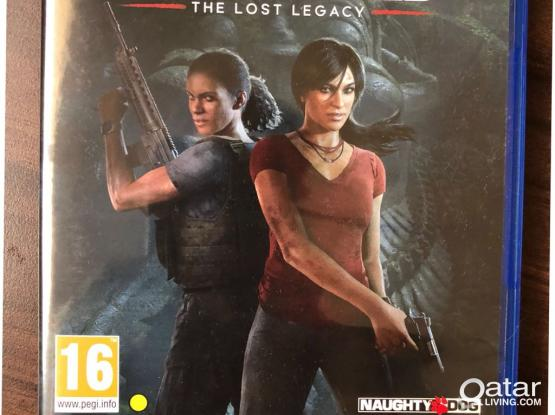 Uncharted 4- The Lost Legacy