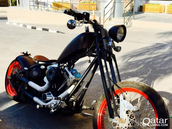Harley Davidson Chopper 2006